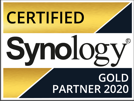 Synology Certified Gold Partner